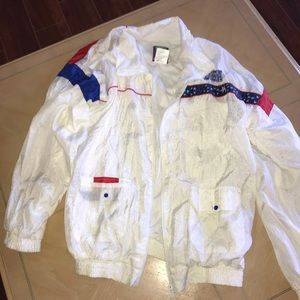 Other - Vintage Olympic USA Windbreaker
